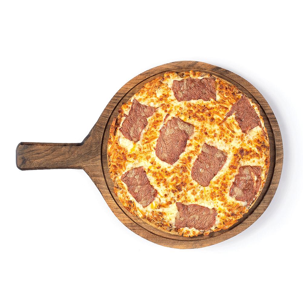 پیتزا فیلی چیز استیک