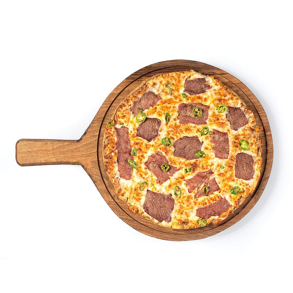 پیتزا آمیگو استیک