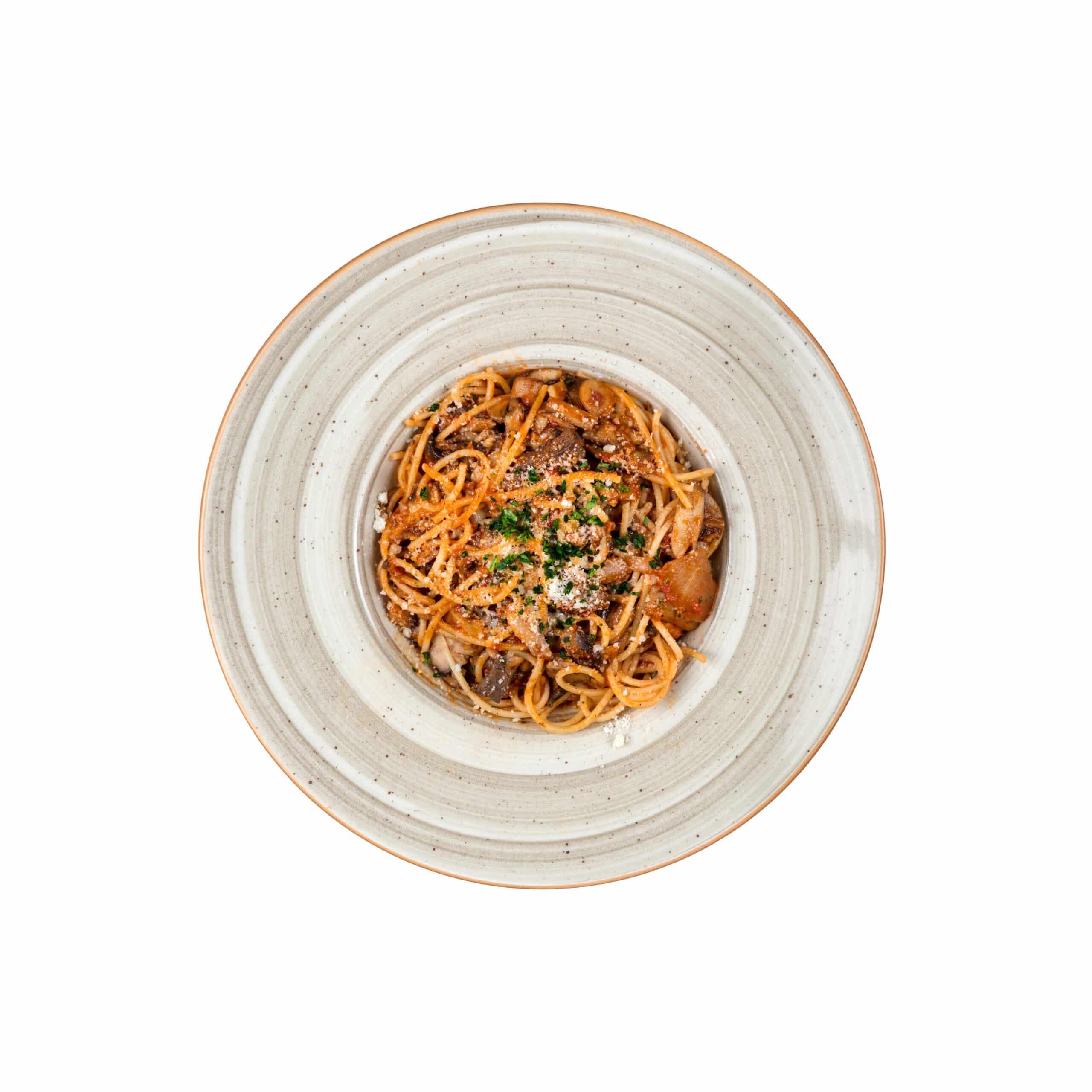 اسپاگتی بیف پومودورو